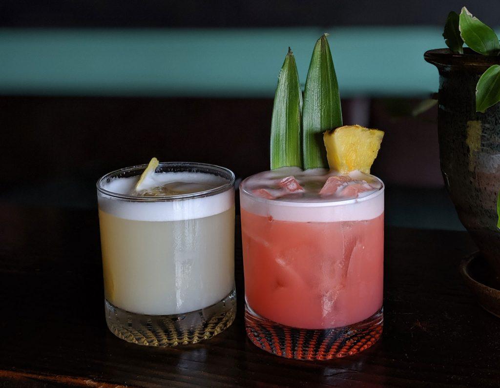 cocktails, thunderbird bar, portland oregon