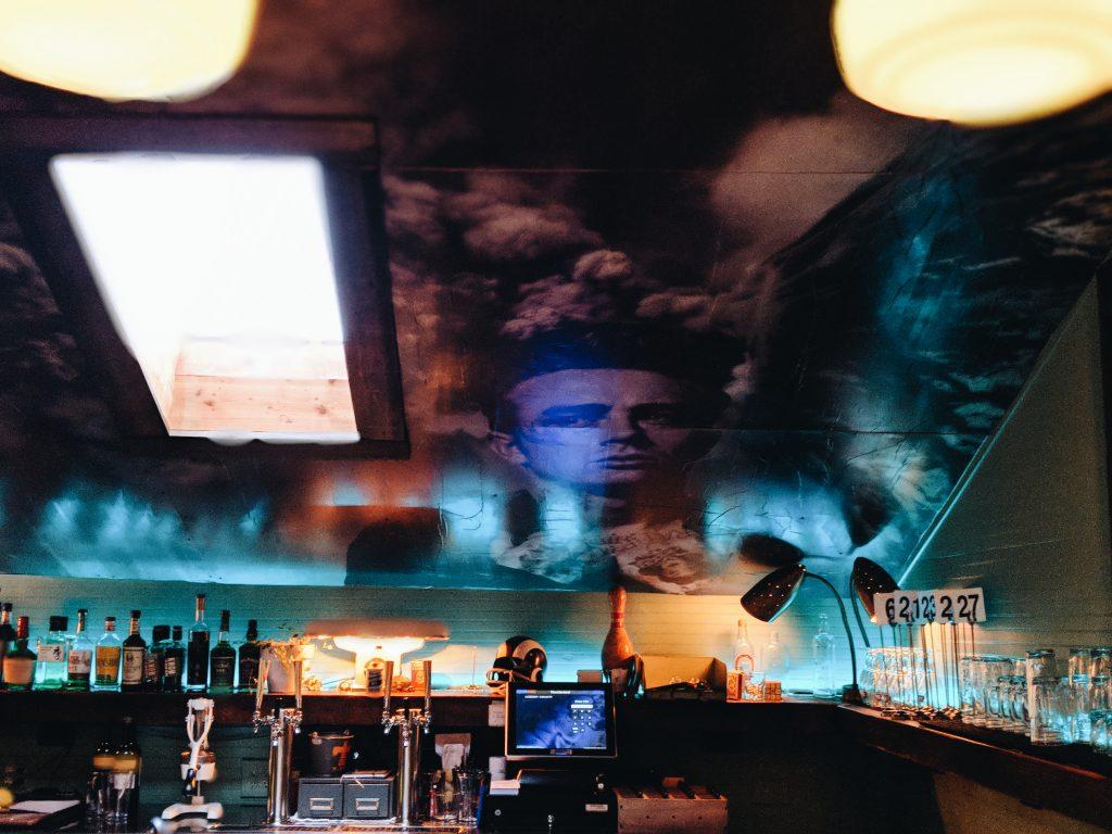 thunderbird bar, vegan restaurant, portland oregon